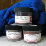 Acid Dyes - MORE ON ORDER!
