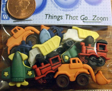 Things that go Zoom!