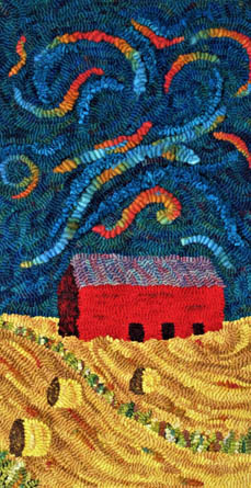 Rug Hooking Level II, March 30, 2019