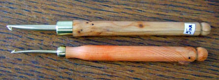 Irish Hook - Pencil Handle