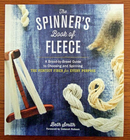 Spinner's Book of Fleece