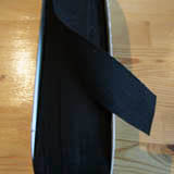 Twill Binding Tape - Black