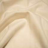 Natural White Wool Fabric