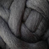 Corriedale Wool - Cobble Grey