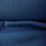 Colonial Blue Wool Fabric