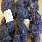 Handspun Blue Locks