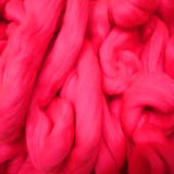 Hot Pink Merino Top