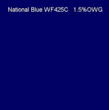 NATIONAL BLUE DYE