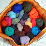 Wool Assortment - Multi-Colors