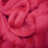 Corriedale Wool - Rose