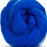 Corriedale Wool - Royal
