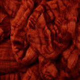 Tussah Silk Top - Rust
