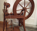 Ashford Traditional Spinning Wheel-Previously Owned
