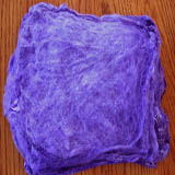 Silk Hankies - Violet