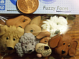 Fuzzy Face Buttons