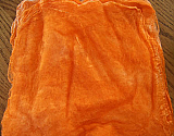 Silk Hankies - Orange