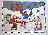 Atkinson: Hockey Game
