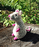 Needle-Felt Creatures Feb. 10