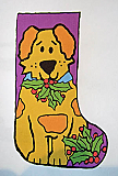 Atkinson: Christmas Stocking - Dog